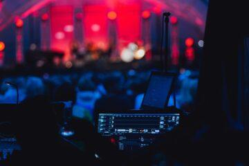 Техническое обеспечение качественной трансляции студией online-событий CULT.LIFE