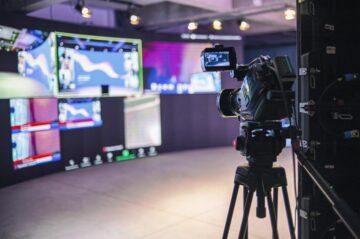 Профессиональная видеосъёмка студией online-событий CULT.LIFE